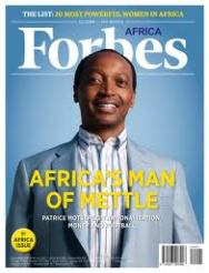 Forbes Africa - Patrice Motsepe