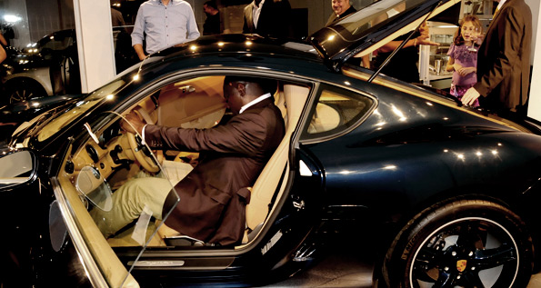 The Quest For Luxury Cars The Luxurious African