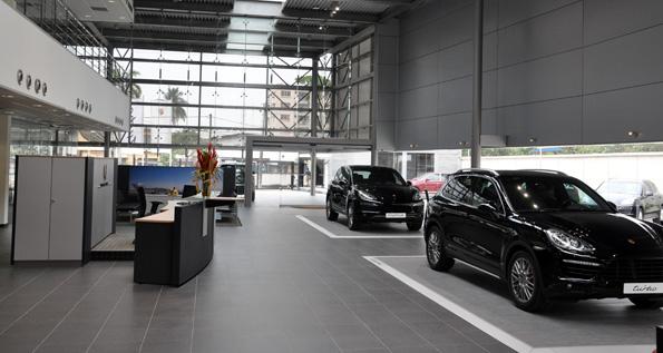 Porsche Centre Lagos