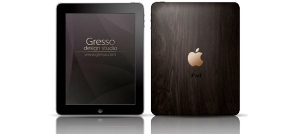 Gresso-iPad-Blackwood
