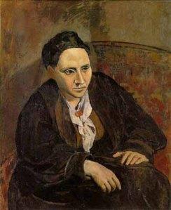 Picasso's Gertrude Stein