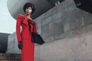 Naomi Campbell - National Theatre