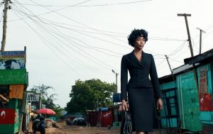 Naomi Campbell Accra 2