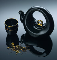 Sankofa Tea Set