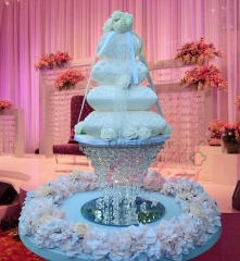 pillow-cushion-wedding-cake